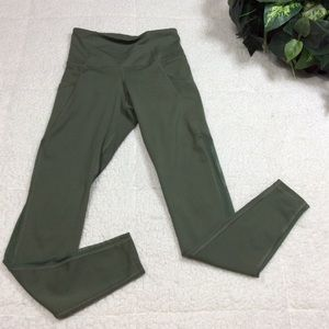 Old Navy Active Side Thigh Pockets Workout Pant XS